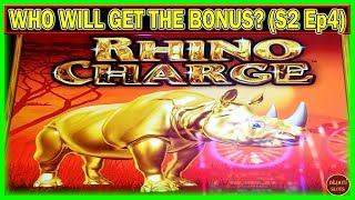 WHO WILL GET THE BONUS? $1800 FREE PLAY INTO PROFIT | WONDER 4 BOOST RHINO CHARGE | ( S2 – Ep4 )