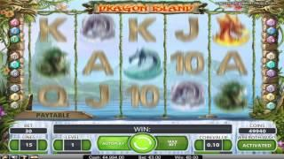 free online slots machine dragon island