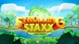 Strolling Staxx• - Netent