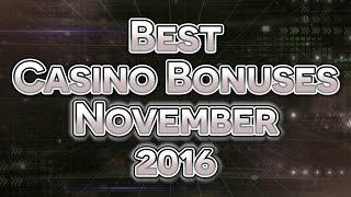 Most Rewarding Casino Promotions To Play For This November