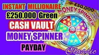 ⋆ Slots ⋆£40 worth Scratchcards⋆ Slots ⋆INSTANT MILLIONAIRE⋆ Slots ⋆CASH VAULT⋆ Slots ⋆MONEY SPINNER