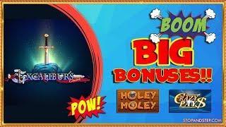 • BOOM! • Rare Slots and BIG Bonuses !!
