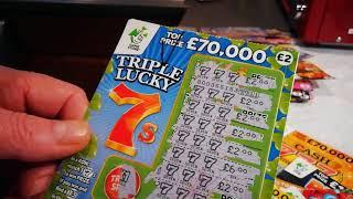 Scratchcards....Winners & Losers....Its all here....