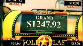 Timber Wolf *** Gold Class Jackpot Feature***