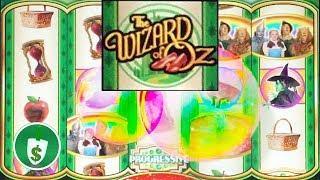 Wizard of Oz classic slot machine