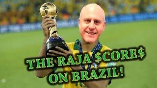 • A Big Win For The Raja • On The Brazil Slot Machine! •