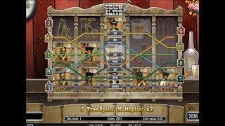 Dead Or Alive Slot +1700x Bet BIG WIN!