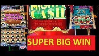 SUPER BIG WIN!!!! ZORRO MIGHTY CASH FEATURE!!!! SLOT & POKIES