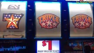 JACKPOT LIVE Handpay GOLDEN PIGS Max $27•+ Triple Double Diamond 9Line, Wild Stallion & Bonus Times