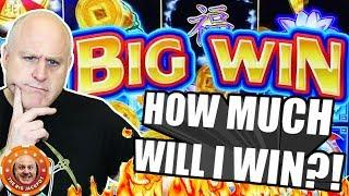NEVER SEEN! •$1,000 on NEW GAME! •How Much Can I Win on Dragon's Search?! •