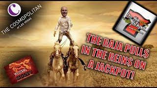 •The Raja Wins Huge On Mustang Money @ The Cosmopolitan Casino! •