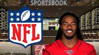 NFL Player Busted for Betting on Games