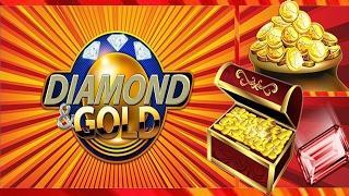 MUST SEE!!! ULTRA INSANE JACKPOT!!! Diamond & Gold - Merkur Slot - HUGE MEGA BIG WIN - 1,60€ BET!