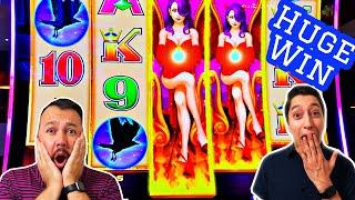 SHE showed UP with the RAVENS ⋆ Slots ⋆ Wicked Winnings Diamond FREE GAMES