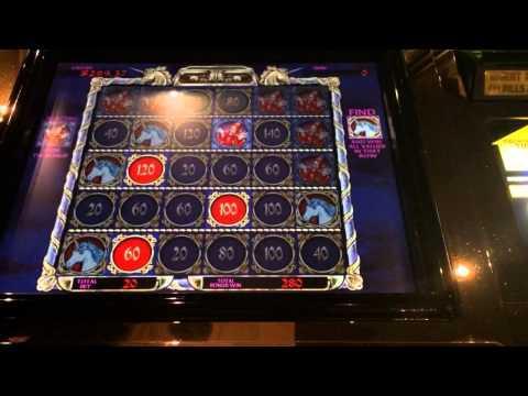 Enchanted Unicorn high limit slots bonus win