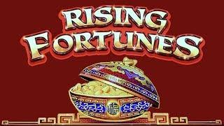 BIG WIN on RISING FORTUNES + MIGHTY CASH DOUBLE UP SLOT POKIE BONUSES - PECHANGA CASINO
