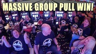 •MASSIVE WINNING SLOT GROUP PULL! •Alaska Cruise Documentary •️
