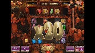 Bonanza Slot - 22 Free Spins 4€ Bet!