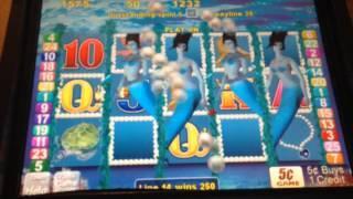 Magic Mermaid Slot machine BIG WIN