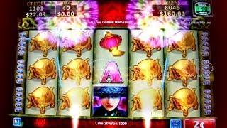 China Mystery Big Win!! in Bonus  - 2c Konami Video Slots