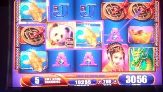 Far East Fortunes II - Bonus Round w/ retrigger