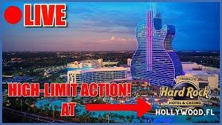⋆ Slots ⋆$21K LIVESTREAM - HIGH LIMIT SLOT PLAY FROM SEMINOLE HARD ROCK HOLLYWOOD