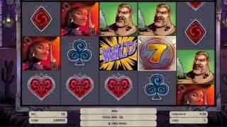 NEW SLOT 2017: Wild Wild West By NETENT Featuring BIG WINS