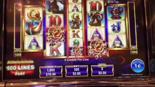 Wolf King Slot Bonus and Live Play -- Max Bet -- Part 1 Bad Wolf