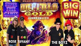 BUFFALO GOLD SLOT!⋆ Slots ⋆BIG WIN⋆ Slots ⋆WONDER 4 TOWER! WITH TIFFANY AND ROSE ⋆ Slots ⋆CHOCTAW CASINO!
