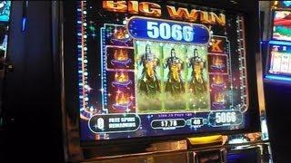 Black Knight II 3 WILD REELS Final Spin of Bonus Round