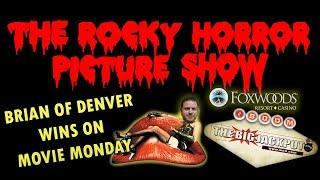 Brian of Denver Wins on Rocky Horror Picture Show for MOVIE MONDAY