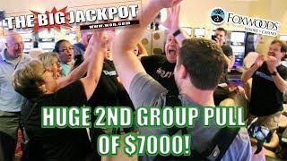 • 2nd HUGE Group Pull of $7000! Watch To See If Everyone Wins Big •
