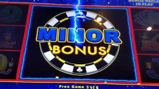 High Stakes Free Play BIG WINS!!! Lightning Link