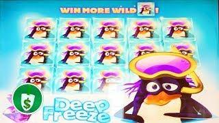 Deep Freeze slot machine, bonus