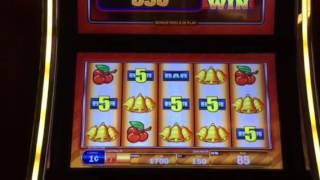 Quick Hit Fever Slot Machine Free Spin Max Bonus Planet Hollywood Casino Las Vegas