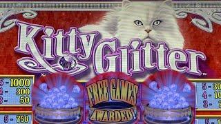⋆ Slots ⋆I FOUND A NOSTALGIC SLOT MACHINE⋆ Slots ⋆KITTY GLITTER Slot (IGT) $3.00 Max Bet⋆ Slots ⋆Slot Play⋆ Slots ⋆栗スロ