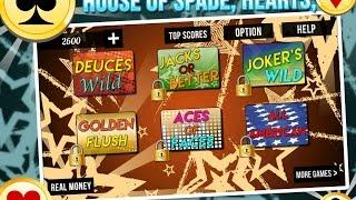 rich house blitz with vegas video poker and iPad cheats money