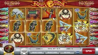 FREE 5 Reel Circus ™ Slot Machine Game Preview By Slotozilla.com