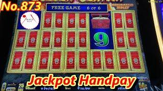 Slot Win Part 2/2 - Jackpot Handpay⋆ Slots ⋆Dragon Cash - Golden Century Slot Machine 50c/$12.50 赤富士