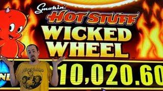 "Did this Game ""HOT STUFF WICKED WHEEL"" give me Kidney Stones"