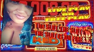 •LIVE PLAY on FREE PLAY• Code Red • HOW MUCH CASH? ~ Bally's•