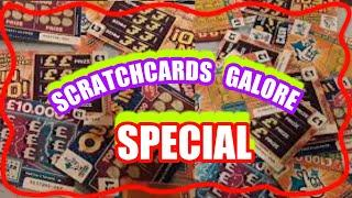 ★ Slots ★Wow!.Scratchcard Special(★ Slots ★£20.00 worth)★ Slots ★CASH MATCH★ Slots ★WIN £50★ Slots ★