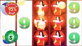 95% Wicked Winnings II slot machine, 2 sessions