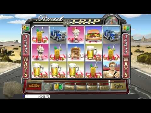 Free Road Trip Max slot machine by Saucify gameplay ★ SlotsUp