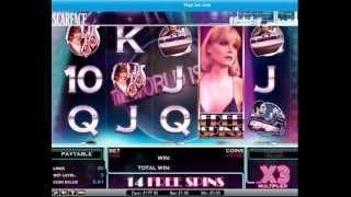 Scarface Net-Ent Slot - Free Spins Bonus Round + Retriggers
