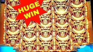 Dragon Emblem Slot Machine MAX BET HUGE Win | Gold Stack Slot Machine $6.80 Max Bet Bonus