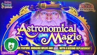 •  Astronomical Magic slot machine, bonus