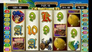EASY WIN Bouns•Gold Bread SCR888 Slot Game•ibet6888.com