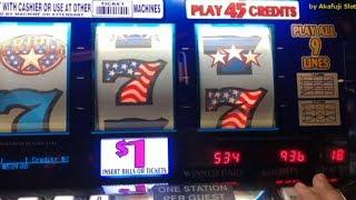 Slots Weekly Highlights #54 For you who are busy•Big Win Triple Stars 9 Lines@ San Manuel & Pechanga