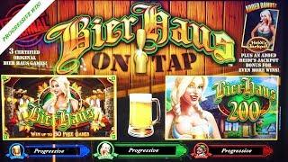 Tropicana • Heidi's Bier Haus On Tap • The Slot Cats •